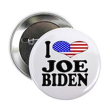 """I Love Joe Biden 2.25"""" Button"""