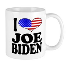 I Love Joe Biden Mug