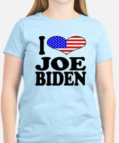 I Love Joe Biden T-Shirt