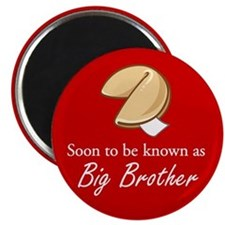 Big Brother - Fortune Cookie Magnet
