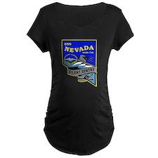 USS Nevada SSBN 733 T-Shirt
