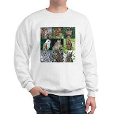 Cool Eagle owl Sweatshirt
