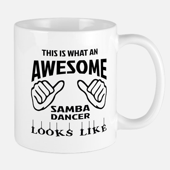 This is what an awesome Samba dancer lo Mug
