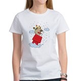 Peanuts christmas Women's T-Shirt