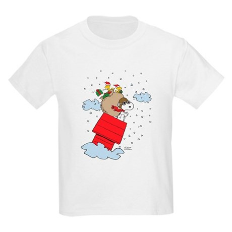 Snoopy Flying Ace Santa