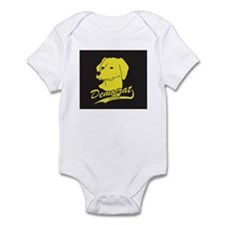 Yellow Dog Democrat Infant Bodysuit