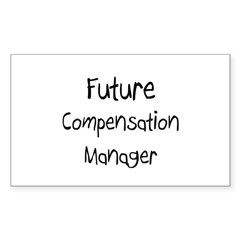 Future Compensation Manager Rectangle Decal