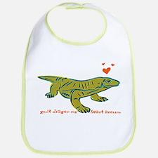 Komodo Dragon, Quit Dragon My Heart Around Bib