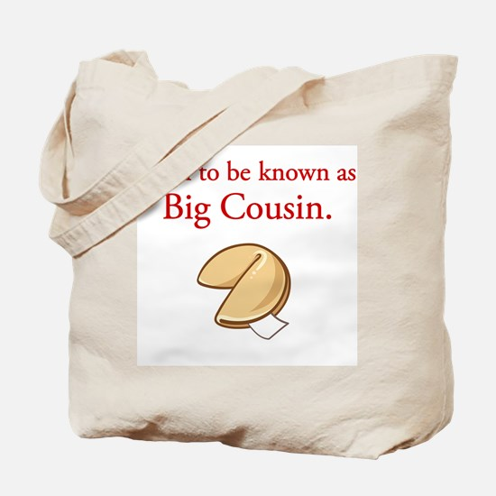 Big Cousin - Fortune Cookie Tote Bag