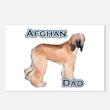 Afghan Dad4 Postcards (Package of 8)