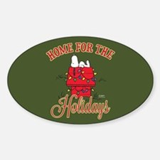 Home for the Holidays Decal