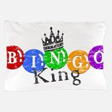 BINGO KING Pillow Case