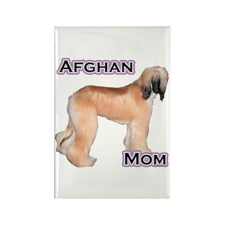 Afghan Mom4 Rectangle Magnet (100 pack)