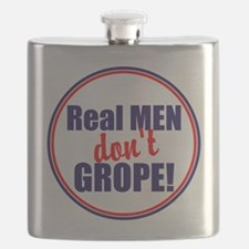 Real men don't grope Flask