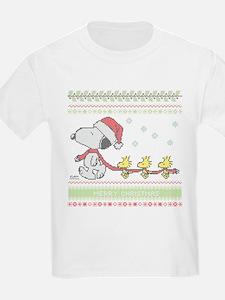 Snoopy Ugly Christmas T-Shirt