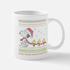 Snoopy Ugly Christmas Mug