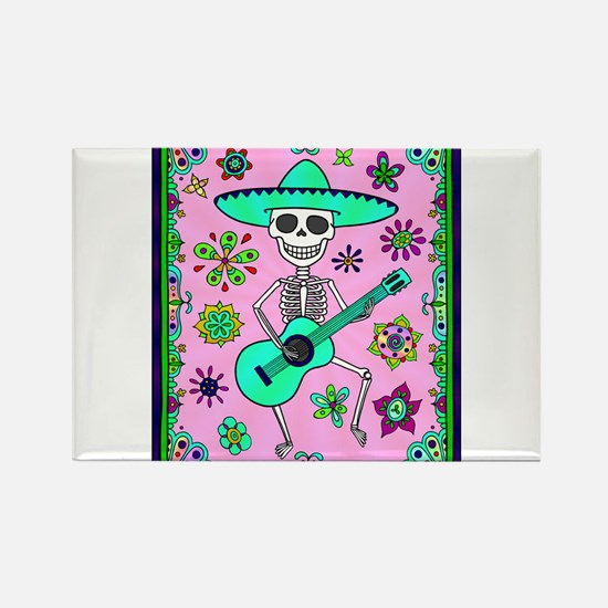 Best Seller Day of the Dead Magnets