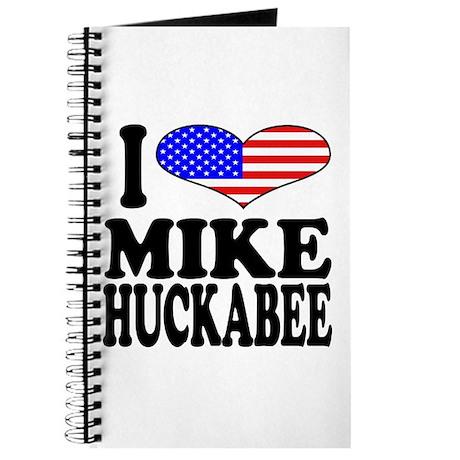 I Love Mike Huckabee Journal