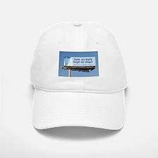 Our Slogan Baseball Baseball Cap