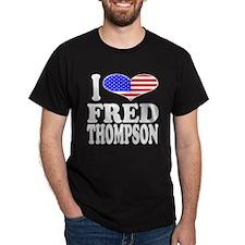 I Love Fred Thompson T-Shirt