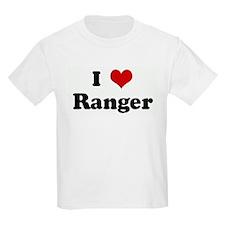 I Love Ranger T-Shirt