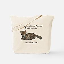 TIBCS ALC Kitty Tote Bag