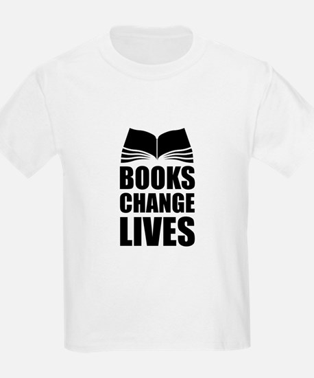 Books Change Lives T-Shirt