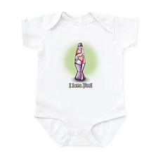 I Lava You! Infant Bodysuit