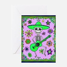 Best Seller Day of the Dead Greeting Cards