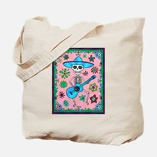Best Seller Day of the Dead Tote Bag