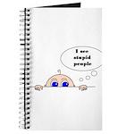 STUPID PEOPLE Journal