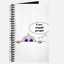 STUPID PEOPLE Journal