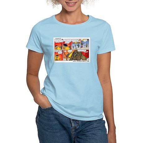 Coconuts Comics Shop Women's Light T-Shirt