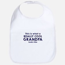Really Cool Grandpa Bib