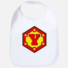 Super Y Logo Costume 10 Bib