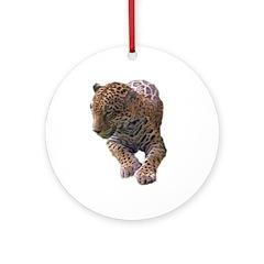 jaguar 2 Ornament (Round)