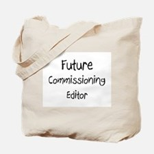 Future Commissioning Editor Tote Bag