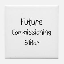 Future Commissioning Editor Tile Coaster