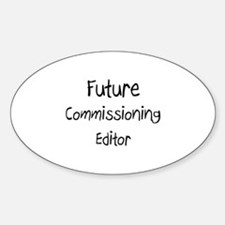Future Commissioning Editor Oval Decal