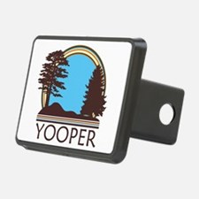 Vintage Retro Yooper Hitch Cover