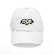 Sheepshead Bay (White) Baseball Cap