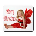 Christmas Faery Mousepad