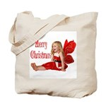 Christmas Faery Tote Bag