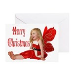 Christmas Faery Greeting Cards (Pk of 10)