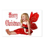 Christmas Faery Postcards (Package of 8)
