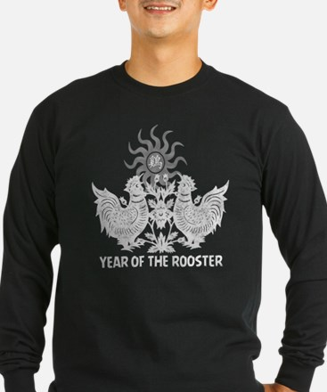 Year of The Rooster Paper T