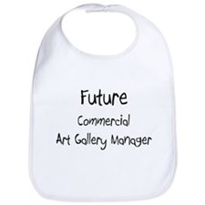 Future Commercial Art Gallery Manager Bib