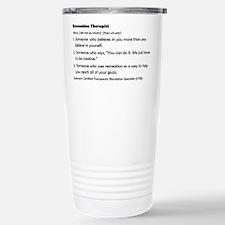 Unique Therapeutic recreation Travel Mug