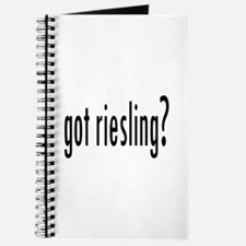got riesling? Journal
