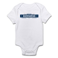 HANOVERIAN SCENTHOUND Infant Bodysuit
